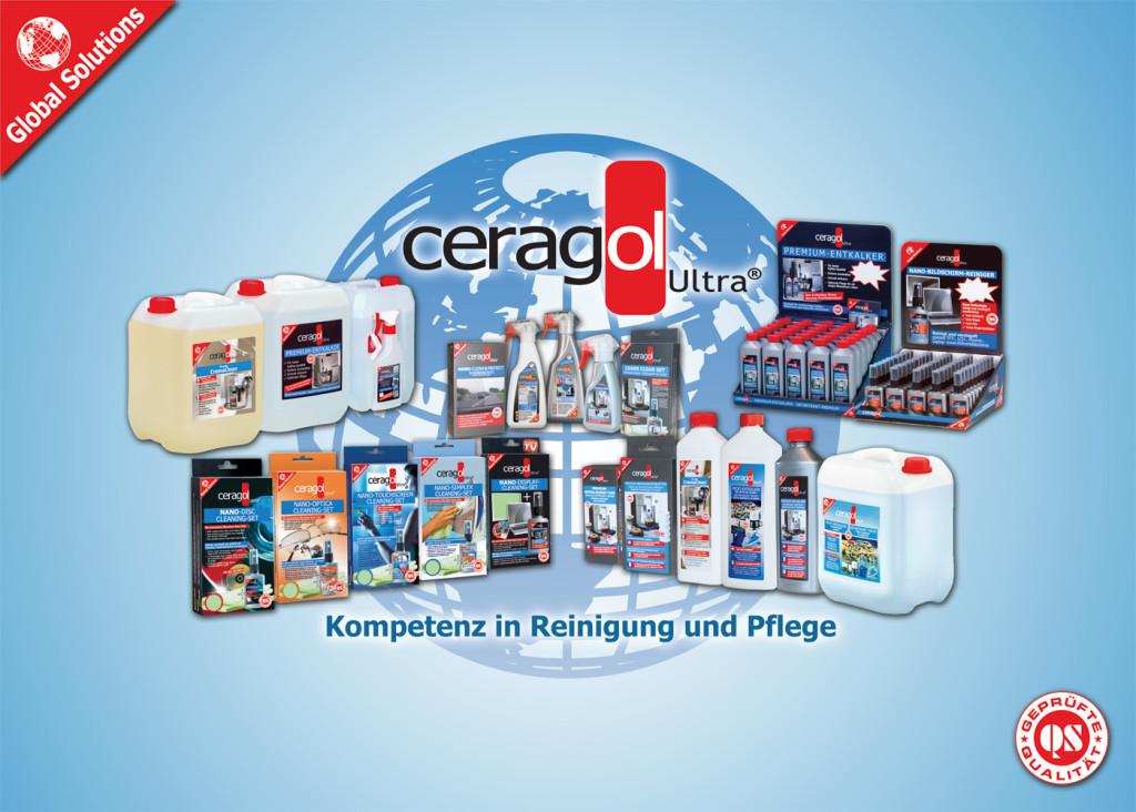 ceragol ultra - Die Kompetenz in Reinigung und Pflege